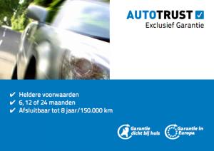 Autotrust Exclusief Garantie